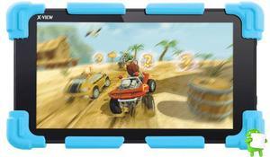 Tablet X-view Kids S 7 Hd Bumper Protector Quadcore Bt Usb