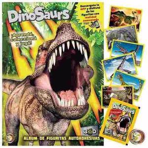 Venta Figuritas Dinosaurios / Dinosaurs (paquete Amarillo)