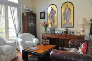 Alquilo Temporario en Palermo. Amplio 3 Ambientes al Frente,