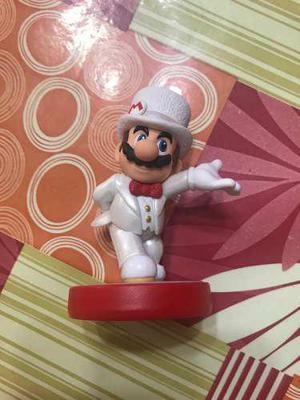 Amiibo Mario Boda | Super Mario Odyssey