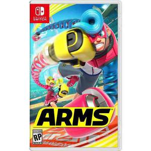 Arms Nintendo Switch Juego Fisico
