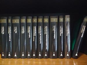 Colección Novela Histórica Editorial Altaya primeros 12