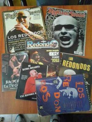 Coleccion De Libros Y Revistas Redonditos De Ricota