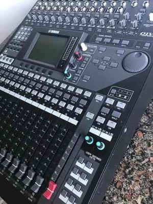 Consola Digital Yamaha 01v96i Usb Adat Impecable Poco Uso