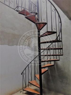 Escalera caracol posot class - Medidas escalera caracol ...
