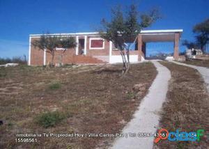LTT85- Lote de 765 mts ubicado en Estancia Vieja, vista a