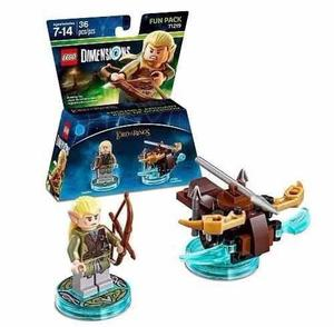 Lego Dimensions - Legolas - The Lord Of The Rings 71219