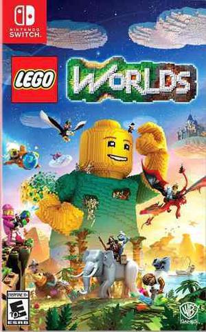 Lego Worlds - Nintendo Switch Fisico Nuevo
