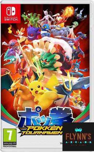 Pokemon Tournament Dx //codigo Digital // Switch // Flynn's