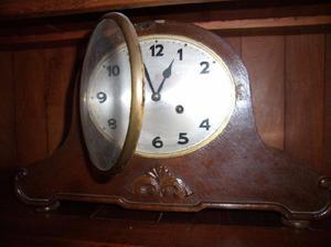 Reloj Antiguo De Sobremesa, Alemán