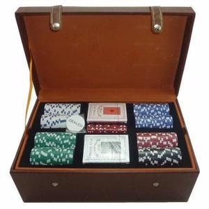 Set Vinos - Kit Poker