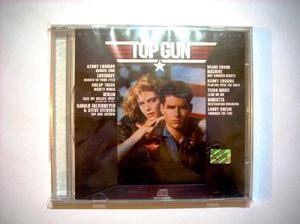 Top Gun Banda Sonora Edición 1986. Impecable!. Aviación