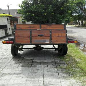 Tráiler para Auto O Camioneta