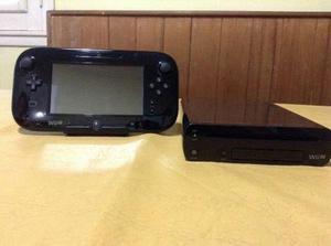 Wii U Deluxe 32gb Hd/3 Juegos/2 Controles Pro