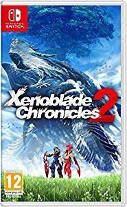 Xenoblade Chronicles 2 Nintendo Switch Fisico Nuevo Sellado