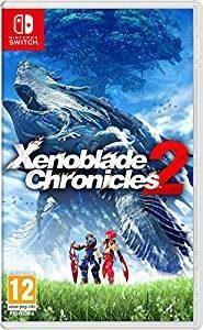 Xenoblade Chronicles 2 Nintendo Switch Fisico Nuevo Sellado