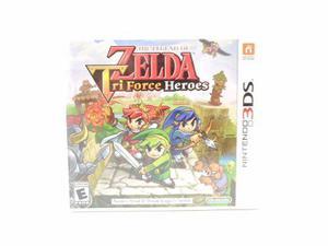 Zelda Tri Force Heroes Nintendo 3ds Nuevo Garantia Vdgmrs