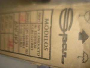 purificador de aire spaar nuevo sin uso