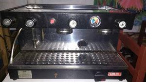 Cafetera A Gas Gilli Con Dos Bocas Excelente Estado