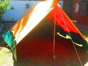 Carpa 4 Personas Casal Camping
