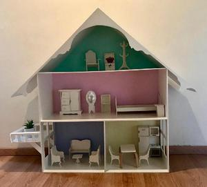 Casa de Muñecas Impecable