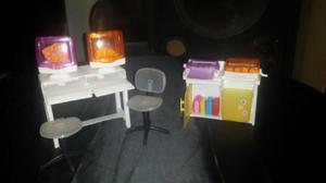 Muebles para Muñecas Barbie