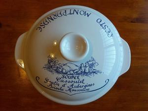 Olla de cerámica para horno marca Ancers