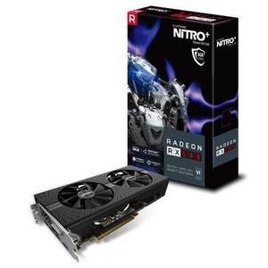 Placa De Video Ati Radeon Amd Rx 580 8gb Ddr5 Nitro + Rx580