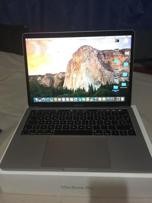 VENTA Apple Macbook Pro 13 Retina Touch Bar Intel I5