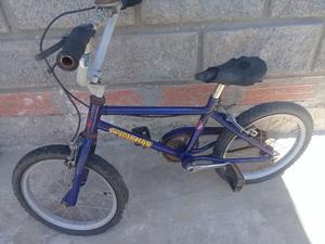 Vendo bicicleta para chico a 800$ Rodado 16