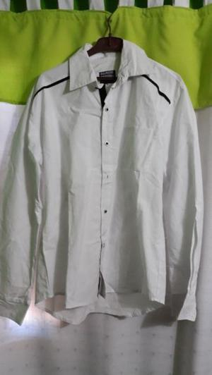 camisas de hombre mangas cortas y mangas largas