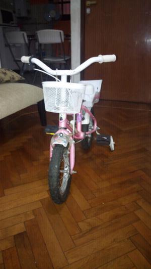 Bicicleta niňa rodado 12
