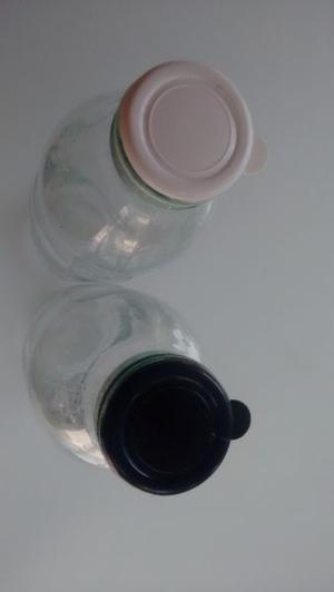 Botellas para refrescos con vinilo