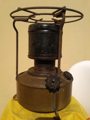 Calentador antiguo BRAM-METAL