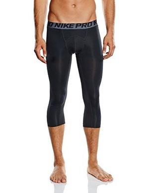 Calzas Nike Pro 3/4 Talle L