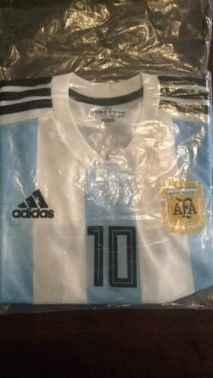 Camiseta Argentina mundial