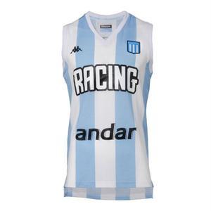 Camiseta adultos basquet kappa generica blanca  b821ceb5d3b38