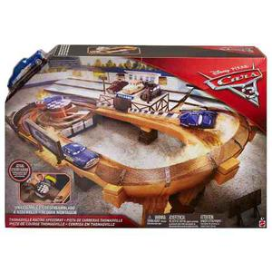 Cars 3 - Pista Thomasville Racing Speedway - Original Mattel