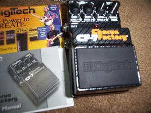Digitech Df7 Tremendo 7 Distorsiones En Una