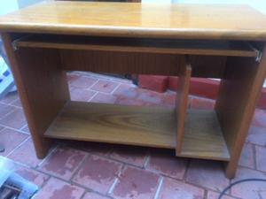 Escritorio mostrador de madera maciza posot class - Escritorios madera maciza ...