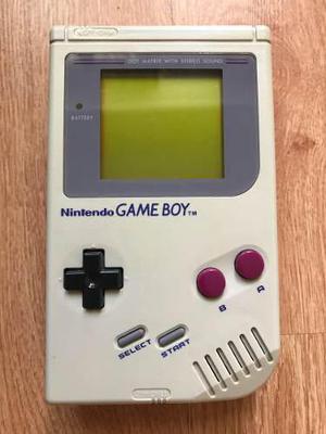 Game Boy Classic 1989 + Juegos + Riñonera + Envío Gratis