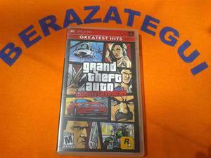 Grand Theft Auto - Psp Sony -
