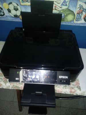 Impresora Y Reproductor de Cd