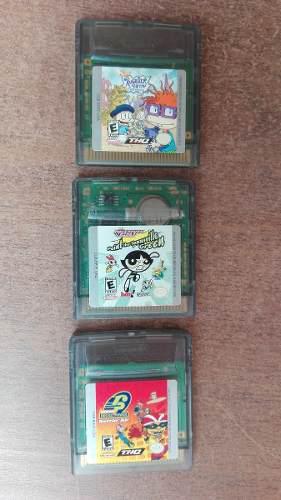 Juego Nintendo Game Boy Color