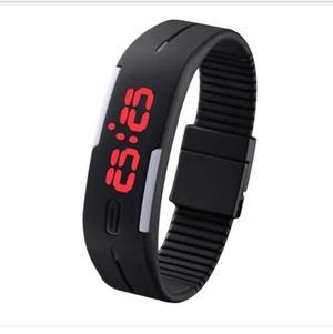 Reloj Deportivo Touch led Silicona Unisex