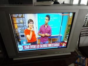 "TV 29"" PANTALLA PLANA,C/REMOTO,STEREO,A/V,IMPECABLE!!"