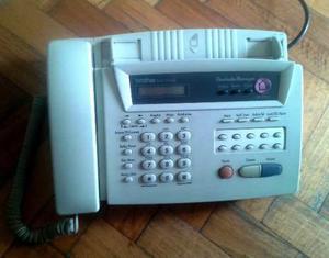 Teléfono Fax Brother 375 Mc (usado En Buen Estado)