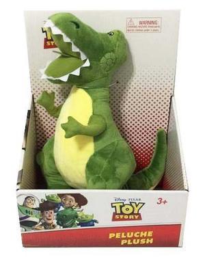 Toy Story Disney Peluche Dino Rex En Caja 30cm  Bigshop