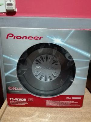Woofer Pioneer 12' Modelo TS-W 302