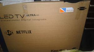 smart tv 49. ultra HD. 4k. nuevo